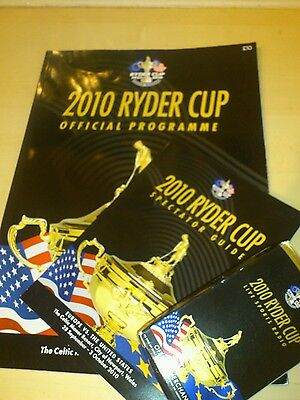 Ryder cup 2010 Celtic manor