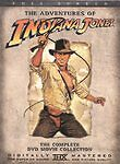 The Adventures of Indiana Jones:Complete DVD Movie Collection (Full Screen) MINT