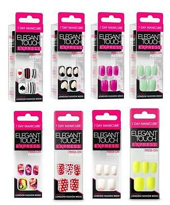 Elegant Touch Polished Nails Express