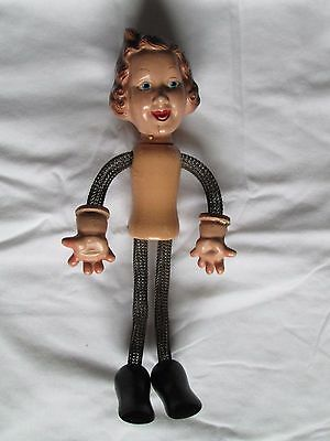 1938 Ideal Baby Snooks Fanny Brice doll Flexy Doll series