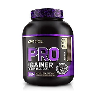 Optimum Nutrition Pro Complex Gainer (5.2lbs) Strawberry 2500,00 g