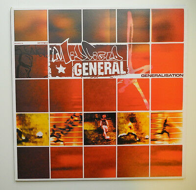 2 x LP UK**MIDFIELD GENERAL - GENERALISATION (SKINT RECORDS '00)***13635
