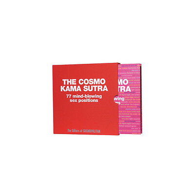 The Cosmo Kama Sutra: 77 Mind-Blowing Sex Positions  (ExLib)