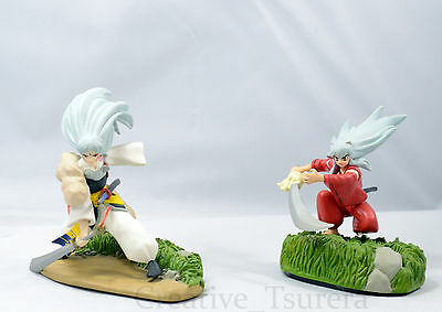 Inuyasha Sesshomaru Sesshoumaru Incredibly Rare Prize Figure Us Seller Bandai