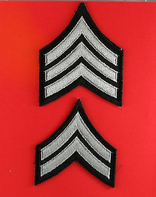 Obsolete LAPD Police Sergeant & Police Officer Rank Insignia