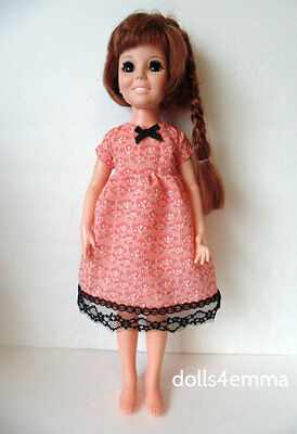 CRISSY DOLL CLOTHES Baby-Doll Dress also fits Brandi Kerry FASHION NO DOLL d4e