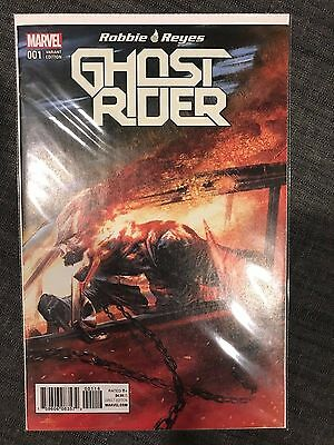 GHOST RIDER #1 GABRIELLE DELL'OTTO Color Variant Marvel comic NM near mint