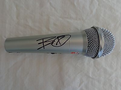 Brantley Gilbert Signed Autographed Microphone A