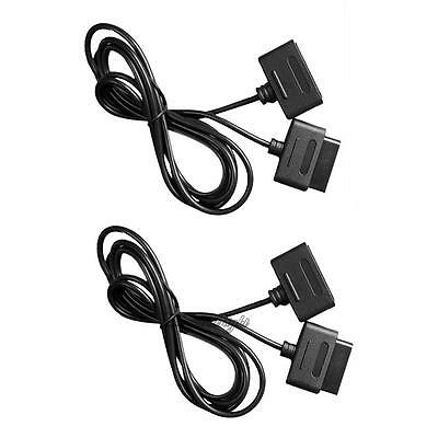 1.8m Extension Cable Wire Cord for Super Nintendo SNES Controller for Retro-Duo