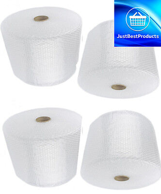 "Small Bubble Roll 3/16"" x 1400' x 12"" Perforated 3/16 Bubbles 1400 Sq Ft Wrap"