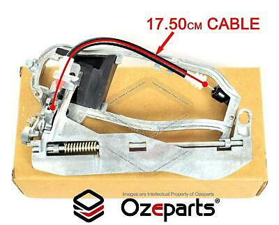 BMW X5 E53 2000~2007 REAR RH Right hand Door Handle Outer Carrier with Cable