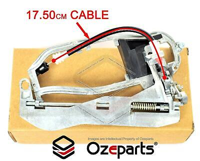 BMW X5 E53 2000~2007 REAR LH Left hand Door Handle Outer Carrier with Cable
