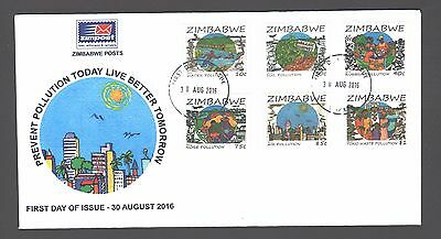 2016 ZIMBABWE FDC PREVENT POLLUTION 30th AUGUST 2016
