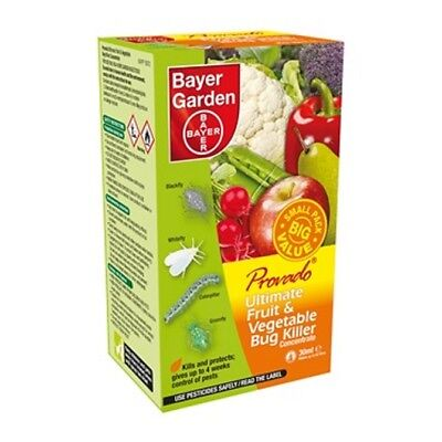 Bayer Provado Ultimate Fruit & Vegetable Bug Killer Concentrate - 30ml