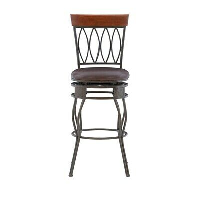 Sensational Linon Four Oval 30 Back Bar Stool With Back Without Arms Unemploymentrelief Wooden Chair Designs For Living Room Unemploymentrelieforg