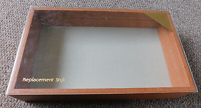Replacement Styli Shop Display Case, Might Be Suitable For Minidisc Storage