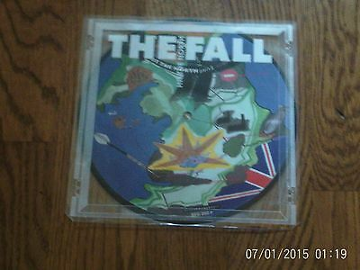 """the Fall - 7"""" vinyl pic- disc - Hit The North - Beggars Banquet 1987"""