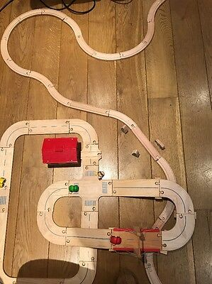 HUGE Brio Train And Road Set, Trains, People And Accessories Included