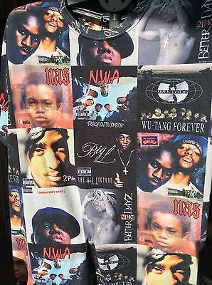 Vintage Size XL Sex,Money & Weed Greatest Rapppers/Albums T Shirt