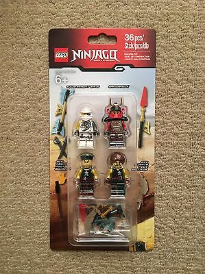 LEGO NINJAGO ACCESSORY PACK  (853544)  Brand New and Sealed
