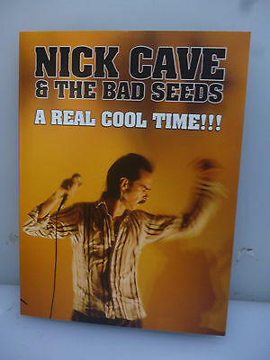 Nick Cave-A Real Cool Time!!!. London, Uk 2008.-Dvd Digipack-New.sealed.