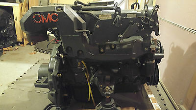 OMC 2.3 Cobra Mallory OMC Cobra 2.3 DISTRIBUTER ( Complete Engine Part-Out )