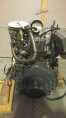 OMC 2.3 Cobra Engine Head With Valves and Springs (Complete Engine Part-Out )