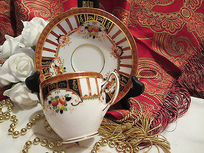 Standard China Vintage Tea Cup and Saucer