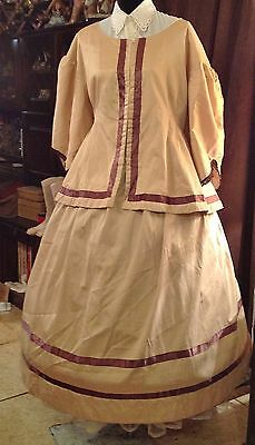 Ladies Two-piece Suit Western Style Re-enactment