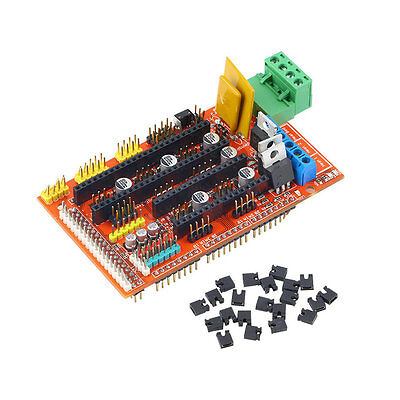 3D Printer Control Board Printer Control for RAMPS 1.4 Reprap Mendel Prusa DG