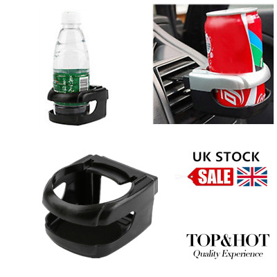 Auto Car Air Vent Bottle Can Coffee Drinking Cup Holder Bracket Mount Tray DG