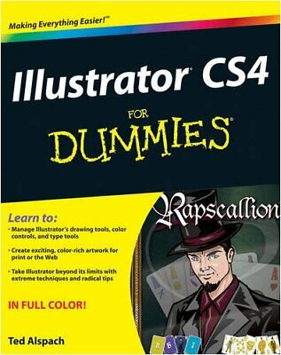 Illustrator Cs4 for Dummies (R) by Alspach, Ted Paperback Book The Cheap Fast