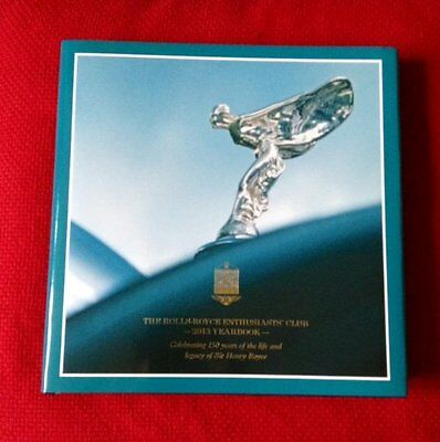 The Rolls-Royce enthusiasts' club. 2013 yearbook, ABRAMS, Melanie Book The Cheap