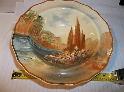 Vintage Royal Doulton Woodley Dale Bowl Very Early Piece No Chips