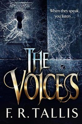 Very Good 1447236025 Paperback The Voices Tallis, F. R.