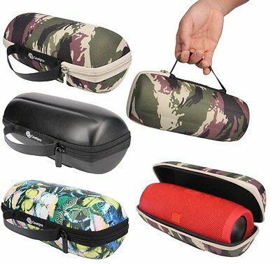 Zipper Carry Case Cover Bag Box Storage Pouch For JBL Charge 3 Bluetooth Speaker