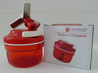 Tupperware Preparation Turbo Chopper (300ml) + Free Shipping