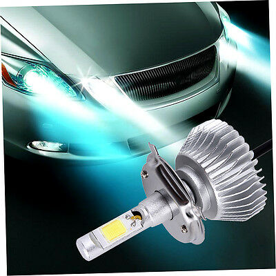 2 x LED Chips 60W 6000LM H4 9004 9007 Headlight Kit H/L Beam Bulbs 6000K R&