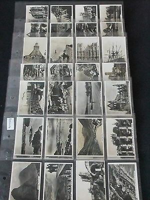 Senior Service Cards SIGHTS OF BRITAIN (2ND SERIES) - Full set 48 in Sleeves