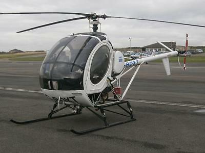 Hughes 300c Schweizer Helicopter Share for sale