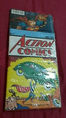 Action Comics N. 1 Superman Dc Rw Lion Mondadori 2012 Blisterato