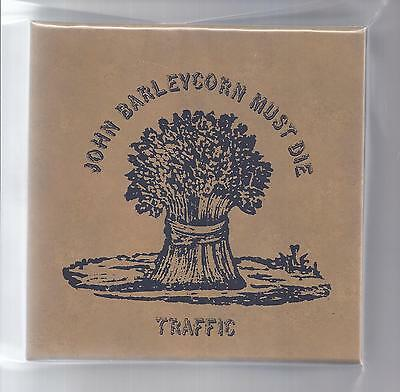 TRAFFIC empty Disk Union John Barleycorn Drawer PROMO box for JAPAN mini lp cd