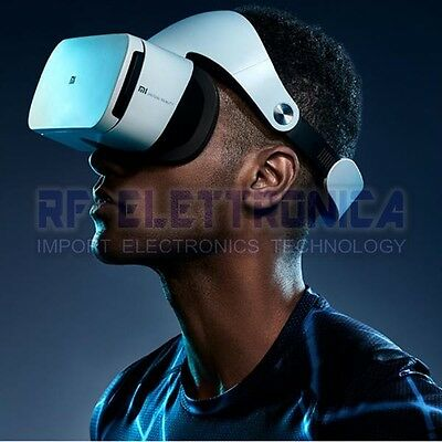 Original Xiaomi VR Glasses Virtual Reality Headset with Remote Controller for Mo