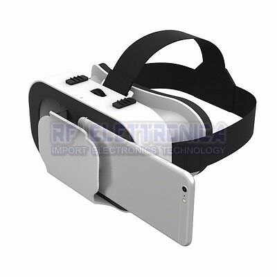 VR Shinecon Headband Headmount 3D Virtual Reality Glasses for 4.7-6.0 Inch Smart