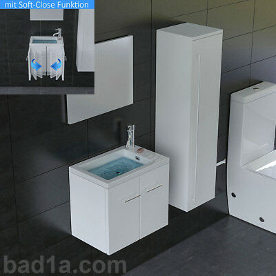 waschtisch waschbecken g ste wc bad hochglanz sofort eur. Black Bedroom Furniture Sets. Home Design Ideas