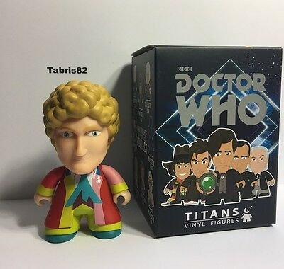 Doctor Who 6th (Sixth) Doctor Titan Figure 1/20 50th Anniversary Series