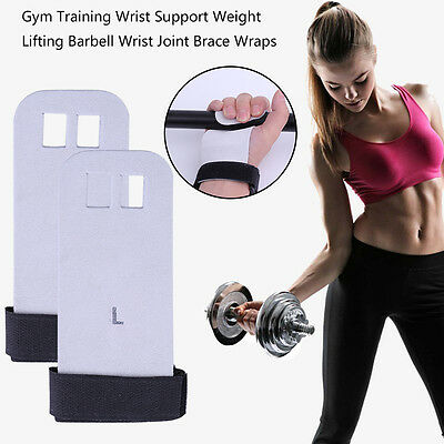 Gym Training Wrist Support Weight Lifting Barbell Wrist Joint Brace Wraps PY
