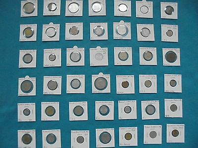 Dealers Massive Lot, Collection Of Mixed World Coins. All Original