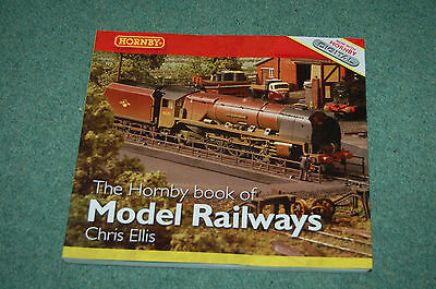 The Hornby book of MODEL RAILWAYS by Chris Ellis 2008 now with Digital