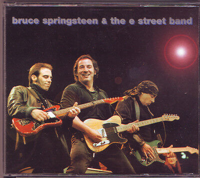 Bruce Springsteen - Olympic Stadion First Night - Stockholm 1999 - Crystal Cat